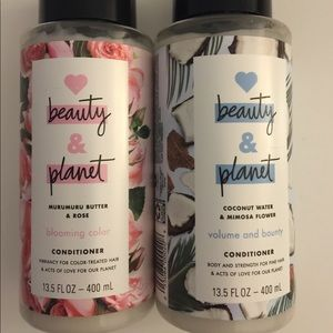 Love Beauty and Planet conditioner 2